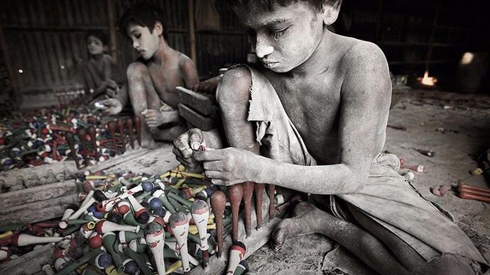 Eliminación del trabajo infantil